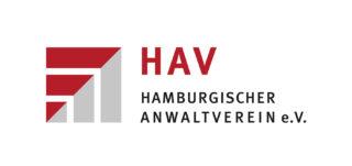 Logo Hamburgischer Anwaltverein e.V.