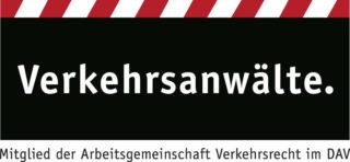 Logo Arbeitsgemeinschaft Verkehrsrecht im DAV